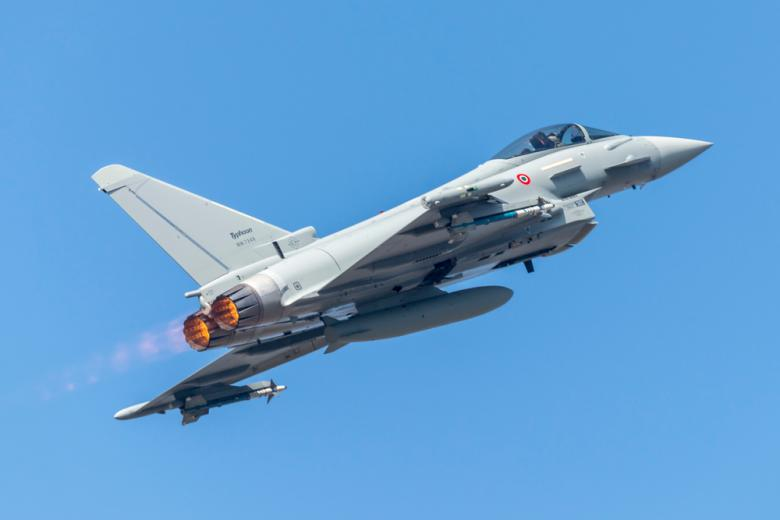 Германия заказала 38 самых современных в мире истребителей Eurofighter Typhoon