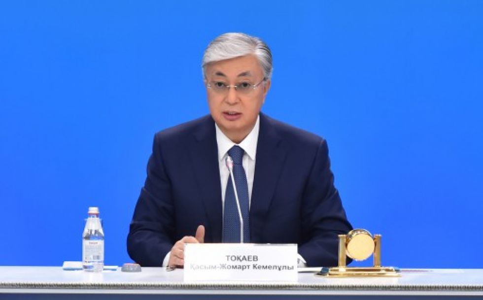 Kazakhstan to map out law on issues of alternative energy development