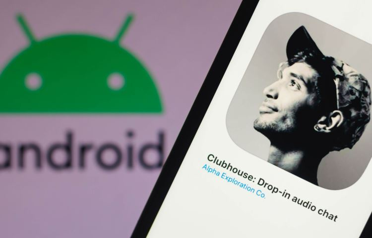 Clubhouse стал официально доступен на Android